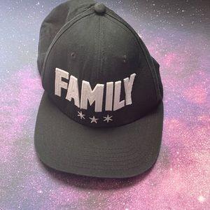 Famous - Family Black Baseball Cap